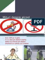 Mituri Despre Alcool