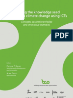 Planting the Knowledge Seed - Adapting to climate change using ICTs