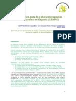 Código Ético Musicoterapeutas España