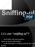 Sniffing
