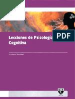PCG 002 RXP Lecciones de Psicologia Cognitiva - Humberto Fernandez