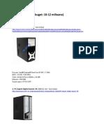Sisteme Desktop
