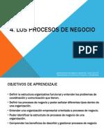 4. Procesos de Negocio 2014-15