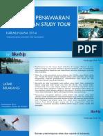 Proposal Penawaran Study Tour Karimunjawa 2014