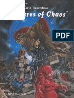 Rifts - Chaos Earth - Creatures of Chaos