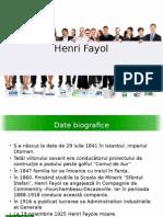 Fayol Henri