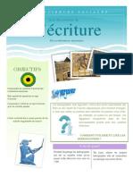 dossier criture egypte