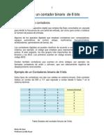 2013 Clase FPGA Contador Binario