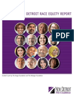 MetropolitanDetroit RaceEquity Report NewDetroit