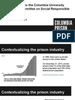 Columbia Prison Divest Proposal Appendix.pdf