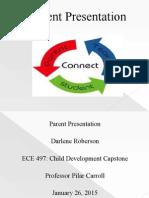 ece 497 parent presentation powerpoint