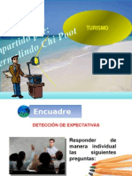 Presentación Turismo