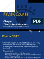CISA Review - Week 1