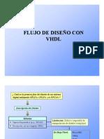 Flujo de Diseño en VHDL