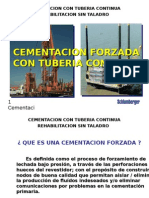 Cementaciones Con TF