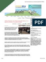 14-12-14 Celebra Fundación Cano Vélez Ayudo y Me Gusta, A.C. su segundo aniversario con posada navideña