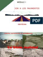 Modulo i - Introducción y Geotècnia