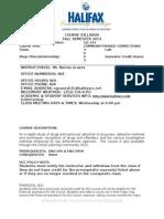 CJC 241 - Revised Syllabus
