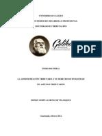 Tesis doctoral de la tributacion en la publicidad