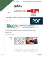 14-12-14 Se realiza Segundo Magno Sorteo de la Fundación Cano Vélez, Ayudo y Me Gusta, A.C.
