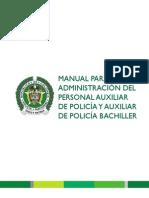 manual de la policia