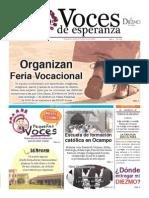 Voces de Esperanza 01 de Febrero 2015