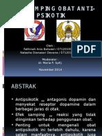 Referat Efek Samping Obat Anti-psikotik