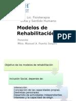 Modelos de Evaluación y Rehabilitación