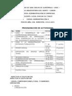 Universidad de San Carlo de Guatemala