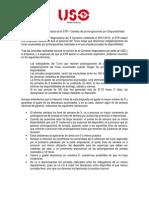 USO - Valoraciones Propuesta 6º Turno de otro sindicato X Convenio Repsol