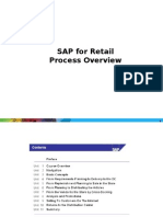 Sd Bbp for Sap is Retail Implementation | Inventory | Invoice