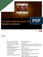 Fabrica transformadores secos ABB Zaragoza