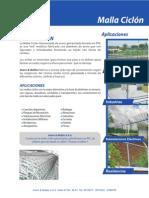 Catalogo  Acero & Mallas