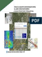Projecte Avaluació Real Qualitat de l'Aire