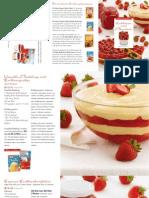 Droetker Rezeptheft Erdbeeren Und Phantasie 5