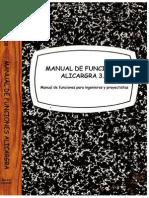Manual Funciones Ingenieria para Excel v3.0
