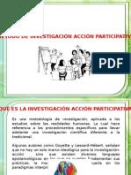Método de Investigación Acción Participativa
