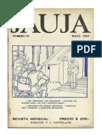 Revista Jauja -Leonardo Castellani -29- Mayo 1969