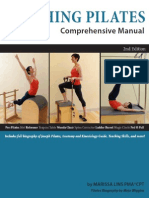 Pilates Instructional Manual