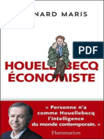 Houellebecq Économiste - Bernard Maris