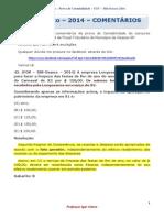Correção Da Prova - IsS-Osasco - Contabilidade (1)