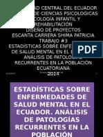 Analisis Estadistico Patologías Ecuador. Completo