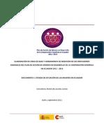 ELABORACIÓN DE LÍNEA DE BASE Y HERRAMIENTA DE MEDICIÓN DE LOS INDICADORES GENERALES DEL PLAN DE ACCIÓN DE GÉNERO EN DESARROLLO