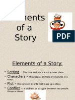 elements of a story powerpoint-b