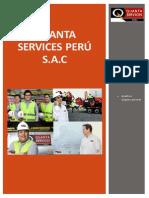 Quanta Services- Análisis del comportamiento organizacional