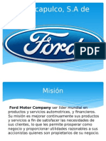 empresa ford