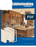 Cabinetmaking Booklet
