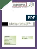 développement des PME et croissance économique (1).docx