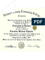 dccc - degree