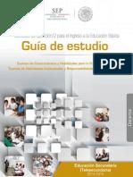 Guía Exam. Oposicion
